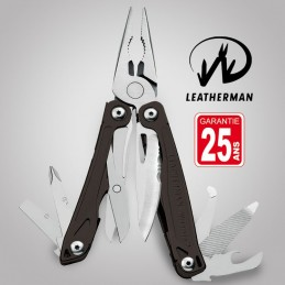 Pince LEATHERMAN WINGMAN black / silver