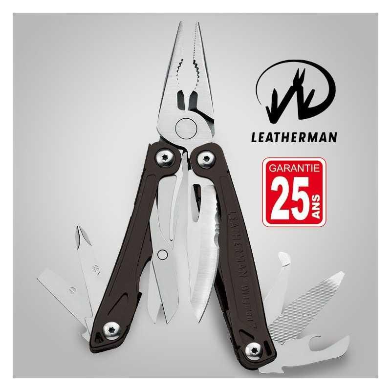 Pince LEATHERMAN WINGMAN black / silver