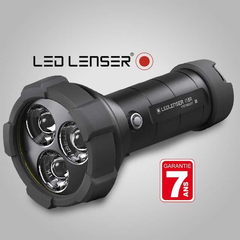 Ledlenser Ion Rechargeable Li I18r 3000 Lumens Lampe zUVLSpGqM