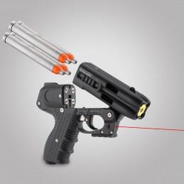 JPX4 PRO Laser 4 coups + holster + 1 cart. OC 4 coups   à 429,00€