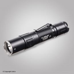 Lampe Klarus XT2CR 1600 lumens avec batterie rechargeable par USB