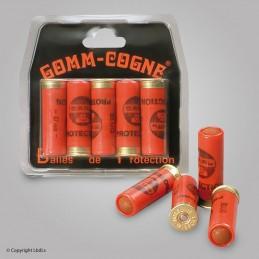 Carte de 5 Gomm Cogne balle cal.12/70   à 12,00€