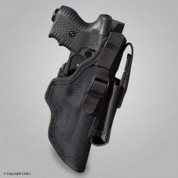 Holster ceinture avec porte cartouche pour JPX en cordura   à 56,00€