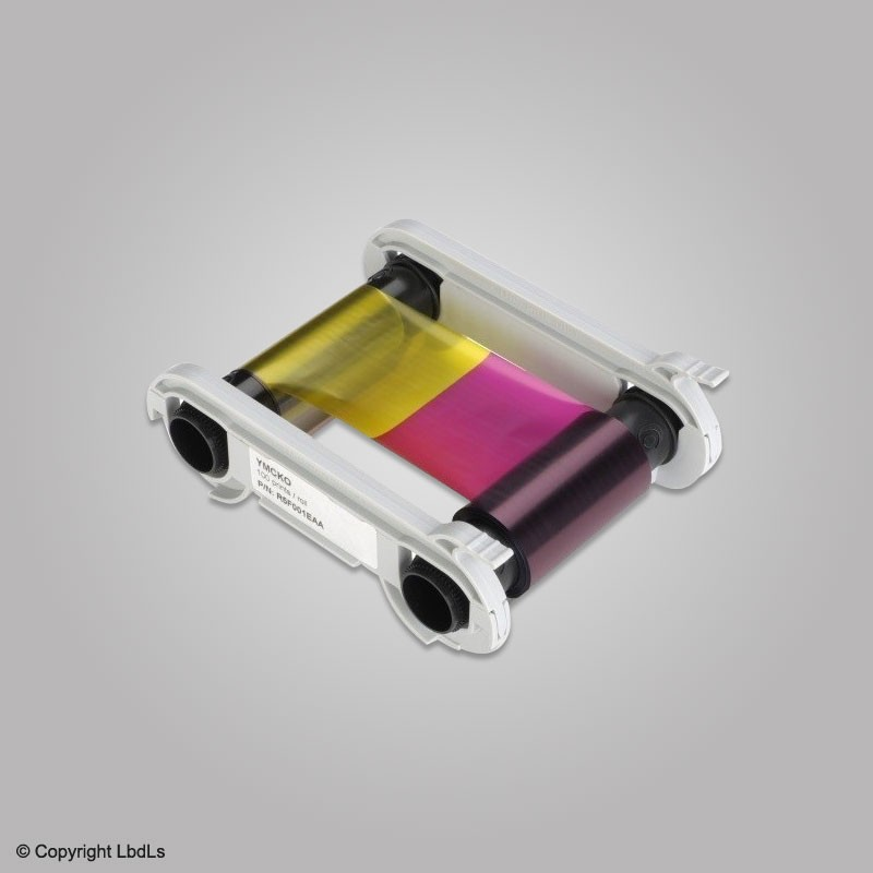 Ruban couleur Primacy 300 cartes (R5F008EAA)