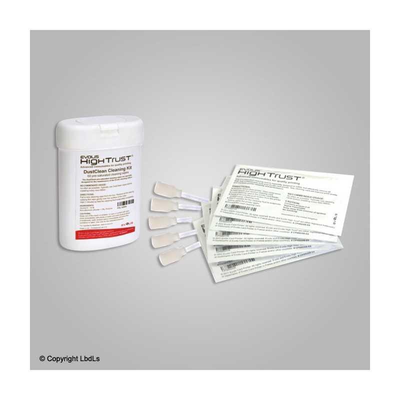 Kit complet nettoyage pour imprimante New Peeble ( P/N A5011)