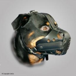 Muselière Scorpion nez protégé Rottweiler