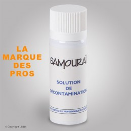 Décontaminant Samouraï CS 50 ml