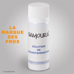 Décontaminant Samouraï CS 50 ml SAMOURAÏ  à 9,50€