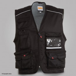 Gilet Pocket multipoches