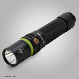 Lampe Fenix UC30 1000 Lumens rechargeable 13 x 2,5 cm cable micro USB