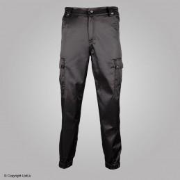 Pantalon EXPERT noir brillant