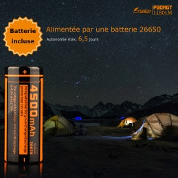 Lampe FITORCH P26R 3600 Lumens