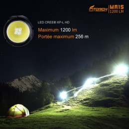 Lampe FITORCH MR15 1200 Lumens