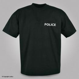 Tee shirt siglé POLICE