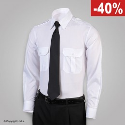 Chemise Pilote manches longues