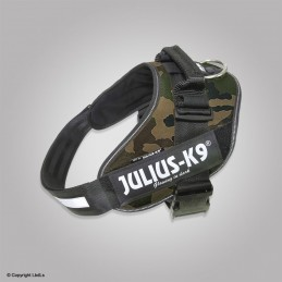 Harnais IDC-POWER JULIUS K-9 camouflage