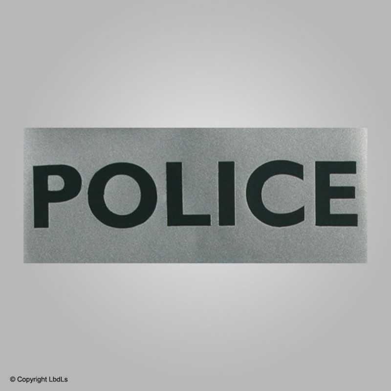 Bandeau POLICE 30 x 10 cm rétro  BRASSARDS ET BANDEAUX à 9,50€