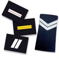 Grade police : portez vos insignes
